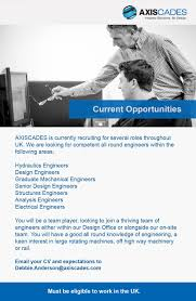 Work From Home Design Engineer by Axiscades Linkedin