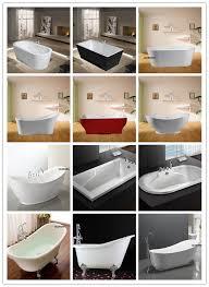 Lucite Bathtub Used Acrylic Bathtub Freestanding Hip Bath With Small Sizes Buy