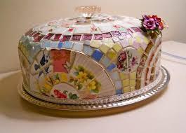 53 best vintage cake stands plates images on pinterest vintage