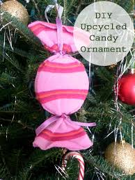 candy ornaments how to make diy upcycled candy ornaments s cucina