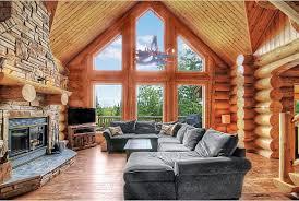 chalet a louer 4 chambres blue moose avec spa et privé
