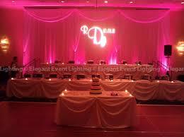 wedding backdrop monogram 28 best monograms images on event lighting monograms