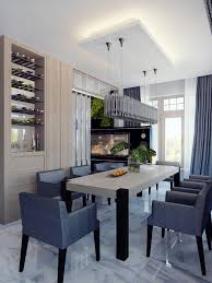 inspiring luxury dining room designs full with cool and stylish