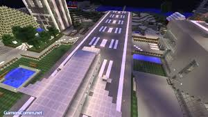 model airport runway lights minecraft automated runway lights youtube