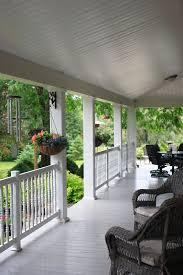 50 covered front home porch design ideas white porch and wicker