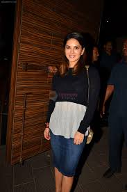 Sunny Leone At Aamir Khan U0027s Party In Home On 29th March 2016