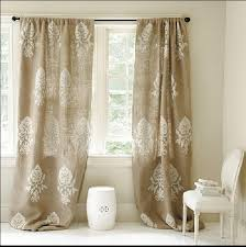 Smocked Burlap Curtains Curtain Ideas Latest Curtain Ideas For Your Home