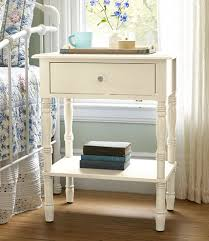 bedroom end tables lakeside end table dressers and nightstand at l l bean we are