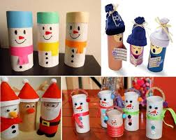 unique decorations made from toilet paper rolls find