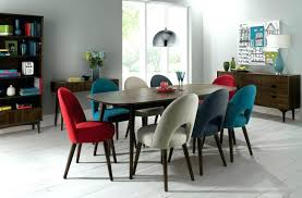 colorful dining table dining chairs multi colored dining chairs multi colored dining