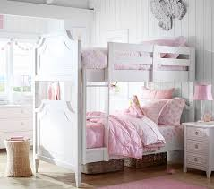 Bunk Bed White Regency Bunk Bed Pottery Barn