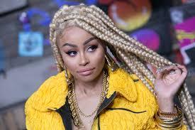 blac chyna u0027s blonde box braids are giving us serious u002790s