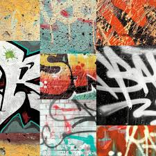 Girls Graffiti Bedroom Arthouse Wallpaper Graffiti Red At Wilko Com