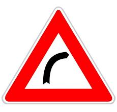 Panneaux de signalisation routière à imprimer  123 cartes