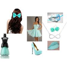 masquerade ball short mint green polyvore