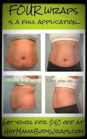 wraps reviews results using 8 wraps from it works a box of 4 wraps is just