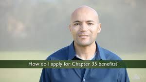 how do i apply for chapter 35 benefits veterans montgomery gi