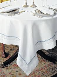 schweitzer linen sienne scallops too luxury table cloths fine table linens