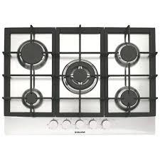 plaque cuisine gaz plaque cuisine gaz plaque gaz glem table de cuisson inox et fonte