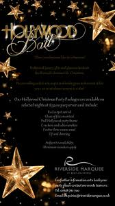christmas 2017 u2013 hollywood christmas party packages now available