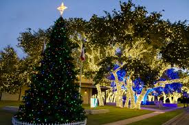 johnson city christmas lights headquarters to help brighten the holidays once again pedernales