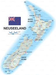 New Zealand Map Map Of New Zealand Map In The Atlas Of The World World Atlas