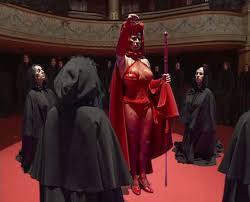 wide shut mask for sale brice dellsperger s gender bending wide shut artnet magazine