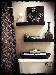 Diy Bathroom Storage by Diy Bathroom Storage Ideas Wall Lamp And Toilet And Trash Bin