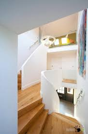 Hanging Stairs Design Wonderful Contemporary Staircase Design With Wooden Steps And