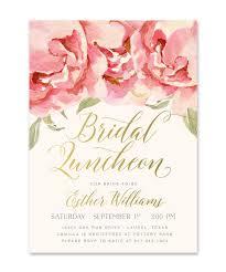 bridesmaid luncheon invitations bridal luncheon invitations sea paper designs