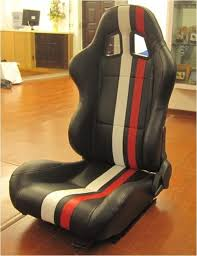 Reclinable Chair Reclinable Sport Racing Seat Office Chair For Driver Passenger