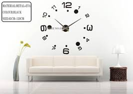 home decor wall clocks cheap decor clock find decor clock deals on line at alibaba com