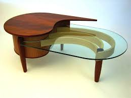 glass coffee table with wood base wooden base and glass coffee tables the decoras jchansdesigns