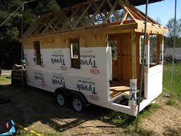 tumbleweed tiny house trailer jay shafer u0027s fencl build tiny house journal trailer