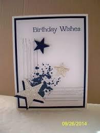 masculine birthday card blue cards pinterest masculine