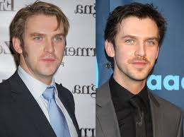 downton abbey u0027s dan stevens before and after weight loss brown hair