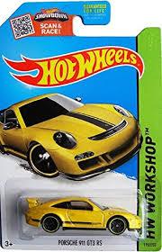 wheels porsche 911 gt3 amazon com wheels 2015 hw workshop porsche 911 gt3 rs 196 250
