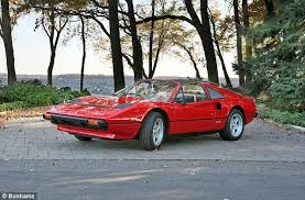 tom selleck 308 308 driven by tom selleck in magnum pi at auction this