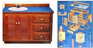 Bathroom Vanity Woodworking Plans Vanities Vanity Table Plans Woodworking Makeup Table Woodworking