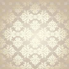 seamless grey damask wallpaper vector image 20157 u2013 rfclipart