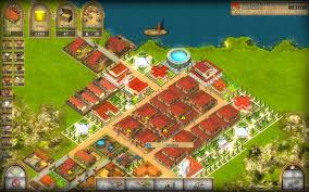 ancient rome official game site
