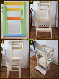 der lerntum hack learning tower ikea hack learning tower and