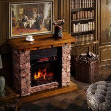 stone electric fireplaces binhminh decoration