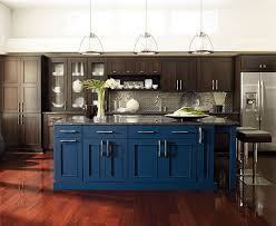 blue kitchen island with oak cabinets decorating your bedroom with green blue and purple blue