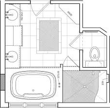 bathroom floor plans ideas amusing 10 luxury master bathroom floor plans design ideas of
