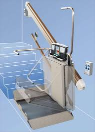 sedie per disabili per scendere scale montascale a piattaforma o a pedana per anziani e disabili