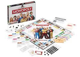 the big bang theory apartment the big bang theory monopoly game set