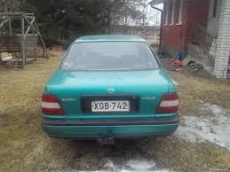 nissan sunny 2008 nettivaraosa nissan sunny 1996 1 6i spare and crash cars