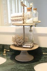 delightful bathroom counter accessories ideas pb classic glass