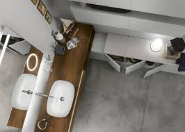 progetto modular system alters your approach to bathroom design